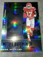 2019 PANINI ILLUSIONS MECOLE HARDMAN JR. ROOKIE #79 KANSAS CITY CHIEFS RC