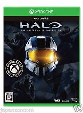 USED Xbox one Halo: The Master Chief Collection JAPANESE  IMPORT MICROSOFT