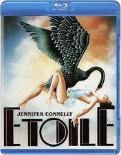 ETOILE (1989) Blu-Ray *JENNIFER CONNELLY Code Red SUSPIRIA Giallo HORROR *RARE*