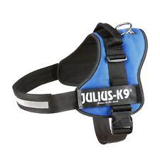 Dog Harness Trixie Julius K9 Powerharness Adjustable Size 3 Blue
