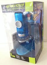 Edu Science QUICK SWITCH MICROSCOPE - 300x 600x 900x Microscope & Viewer [NEW]