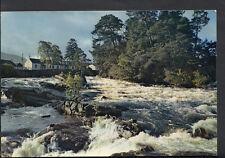 Scotland Postcard - The Falls of Dochart, Killin, Perthshire  B2300