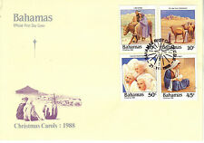 Used First Day Cover Caribbean Stamps