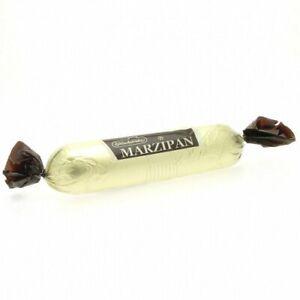 Schluckwerder Dark Chocolate Coated Marzipan Bar - 50g