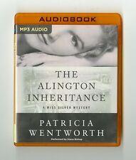 The Alington Inheritance: Patricia Wentworth - MP3CD Audiobook