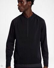 Mens NikeLab Essentials Therma-Sphere Max 898311-010 Black Brand New Size S