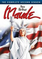 Maude (1972) The Complete Second Season (Bea Arthur) (Season 2) (3 Disc) DVD NEW
