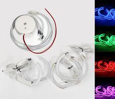 Bluetooth Crystal DTM Style RGB U LED Angel Eye Halo Rings For 06-11 E90 Sedan
