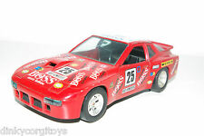 BBURAGO BURAGO 9105 PORSCHE 924 TURBO BOSS EXCELLENT CONDITION