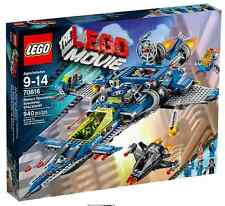 LEGO ® THE LEGO MOVIE 70816 Benny 'S SPACESHIP NUOVO OVP NEW MISB NRFB
