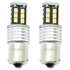 15SMD P21W Bombillas LED CANBUS Ámbar Naranja Indicador de señal Delantero Trasero BA15s 1156