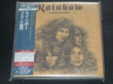 Long Live Rock N Roll Super Audio CD - DSD Rainbow Blackmore's Rainbow Japan Cd