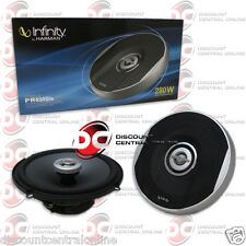 "INFINITY PRIMUS 6.5"" 2-WAY CAR AUDIO COAXIAL SPEAKERS 280 WATTS MAX POWER 6-1/2"""