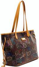 Borsa Donna Spalla + Laccio Marrone Cuoio Alviero Martini Shopping Bag Woman Mok