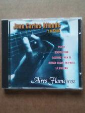JUAN CARLOS ALLENDE Y SU GRUPO AIRES FLAMENCOS LATIN MUSIC FROM Argentina CD