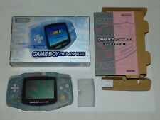 Consola Console Game boy Advance Transparente Clear (JAP version / Japonesa)
