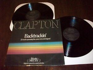 Eric Clapton, Backtrackin',1984 Star Blend UK Press.VG To NM Cond.