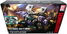 Transformers Titans Return Trypticon Playset MIB Generations Leader Class RARE!