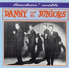 CD     -    DANNY AND THE JUNIORS  -   ROCKIN`  WITH   --