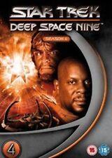 Star Trek Deep Space Nine Series 4 Digital Versatile Disc DVD Region 2 Bran