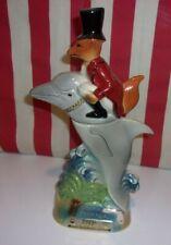 New listing Jim Beam 1980 Fox on a Dolphin South Florida Bottle Club.