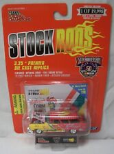 RARE RACING CHAMPIONS STOCK RODS 1/64 TERRY LABONTE #5 1956 NOMAD 1998 DIECAST