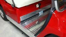 Pbr Products Yamaha Golf Cart-Diamond Plate Kick Trim G8-G14-G16 G19 G22