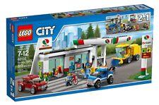 City Service Station Lego 60132 - BNIB