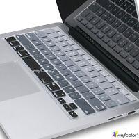 "Silicone Keyboard Skin Cover For Apple Macbook Pro Air Mac Retina 13"" 15"" 17"" BG"