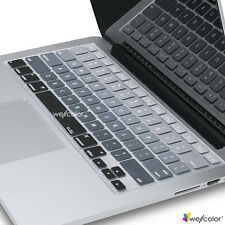 "Silicone Keyboard Skin Cover For Apple Macbook Pro Air Mac Retina 13"" 15"" 17"" BG"
