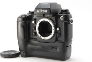 """Exc+++++"" Nikon F4E 35mm SLR Film Camera Body w/ MB-23 From Japan D827"