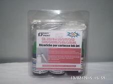 REFILL KIT RICARICA COMPAT. CANON CL38, CL41,CL51,CL511, CL513, CL541.
