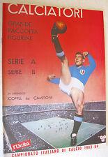CALCIATORI 1963-1964 - ALBUM PANINI RISTAMPA L'UNITA'