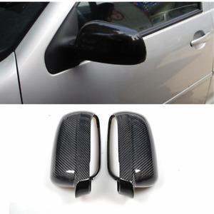 Ersatz Carbon Außen Spiegelkappe Außenspiegel Mirror Cap Für Golf 4 IV MK4 97-03