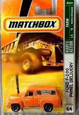 Matchbox FORD F-100 PANEL DELIVERY #64 2007 Farm Collection