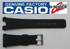 CASIO G-Shock G-8100  Original Black Rubber Watch BAND Strap