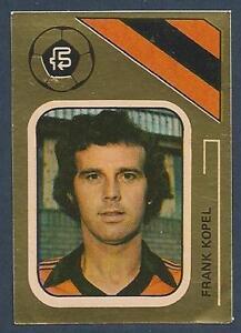FKS 1978/79 SOCCER STARS GOLDEN COLLECTION- #342-DUNDEE UNITED-FRANK KOPEL