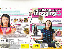 Angus Thongs And Perfect Snogging-2008-Georgia Groome-Movie-DVD
