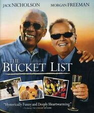 The Bucket List [New Blu-ray] Ac-3/Dolby Digital, Dolby, Dubbed, Subtitled, Wi