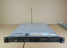 "Dell PowerEdge R620 CTO 1U Rack server 4 x 2.5"" PSU Rails"