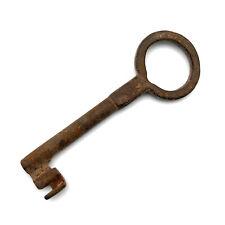Hierro fundido Candado con 3 llaves hierro oxidado Decoraci/ón Castillo