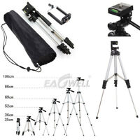 """Professional Camera Tripod Stand Holder 1/4"""" Ball Head for Smart Mobile Phone BA"""