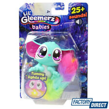 LIL GLEEMERZ BABIES BABY TODDLER KIDS TOYS LIGHT SOUND RAINBOW MINI PET FIGURE