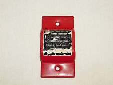 VINTAGE PLUMBING MAGNETIZER WATER ENERGIZER SOFTEN HARD & ACID WATER