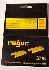 Tacker  Klammern  Typ  19/37/H   10 000 St  in 8mm für Rapid  ,R23,Novus J-21