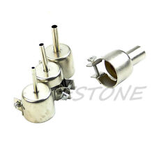 3/4/5/12mm BGA Circular Nozzles 850 Hot Air Rework Reflow Soldering Station