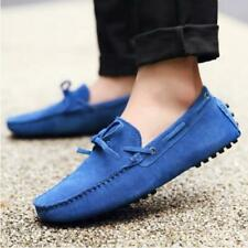 Men's Driving Moccasin-gommino Casual Pumps Loafers Slip on Flats Soft Shoes New