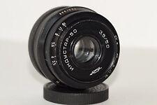 Industar-50. 3.5/50 Vintage Soviet Rangefinder Lenses M39 Free shipping