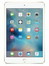 APPLE IPAD MINI 4G LTE  CELLULAR WI-FI GOLD TABLET 128GB 7.9IN 2048X1536 MULTI-T