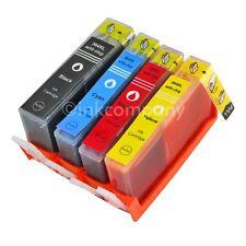 4x Patronen HP 364 Drucker Photosmart 5520 5524 e-all-in-one Deskjet 3520 3522